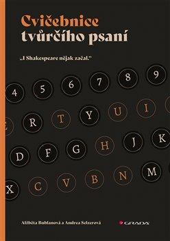 Obálka titulu Cvičebnice tvůrčího psaní