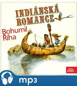 Obálka titulu Říha: Indiánská romance