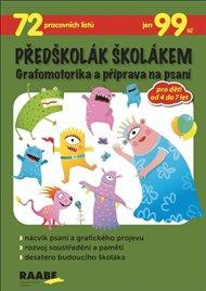 Předškolák školákem - Grafomotorika a příprava na psaní