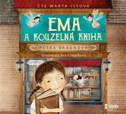 Obálka titulu Ema a kouzelná kniha
