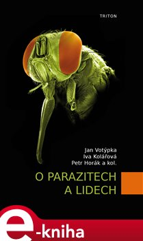 Obálka titulu O parazitech a lidech