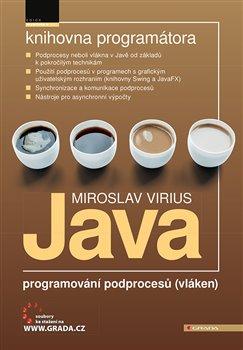 Obálka titulu Java - programování podprocesů (vláken)