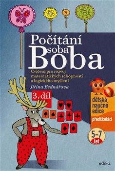 Obálka titulu Počítání soba Boba - 3. díl