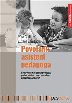 Obálka titulu Povolání: Asistent pedagoga