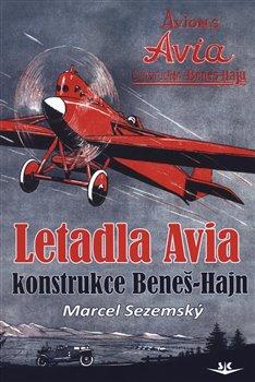 Obálka titulu Letadla Avia
