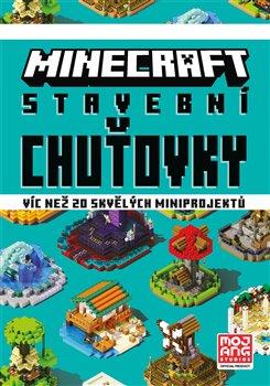 Obálka titulu Minecraft - Stavební chuťovky