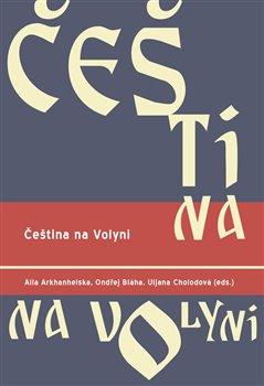 Obálka titulu Čeština na Volyni