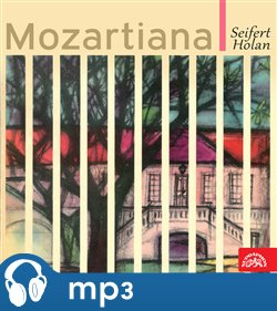 Obálka titulu Mozart v Praze / Mozartiana