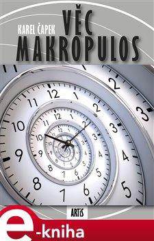 Obálka titulu Věc Makropulos