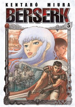 Obálka titulu Berserk 5