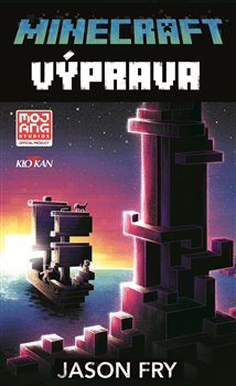Obálka titulu Minecraft - Výprava