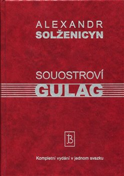 Obálka titulu Souostroví Gulag