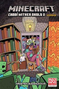 Obálka titulu Minecraft komiks: Chodí wither okolo 2
