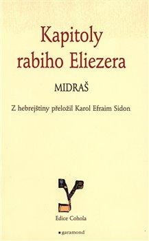 Obálka titulu Kapitoly rabiho Eliezera