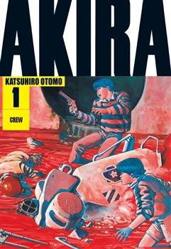 Obálka titulu Akira 1