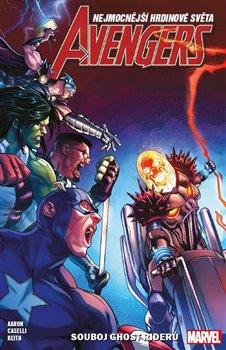Obálka titulu Avengers 5 - Souboj Ghost Riderů