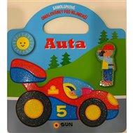 Auta - Samolepkové omalovánky pro nejmenší