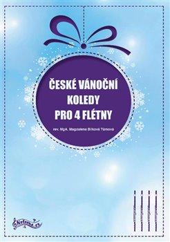 České vánoční koledy pro 4 flétny