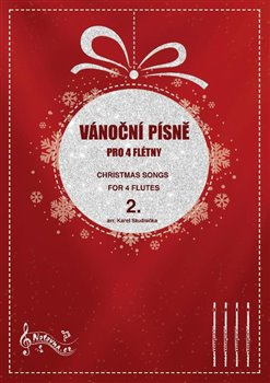 Vánoční písně pro 4 flétny 2.