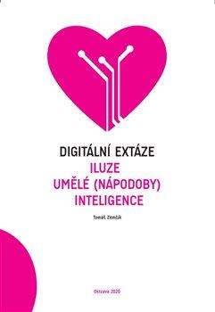 Obálka titulu Digitální Extáze