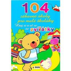 104 zábavné úkoly pro malé školáky