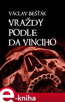Obálka titulu Vraždy podle da Vinciho