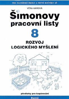 Obálka titulu Šimonovy pracovní listy 8