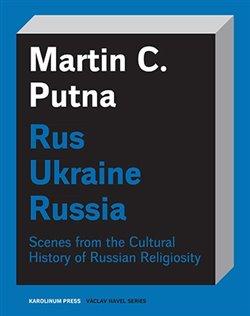 Obálka titulu Rus - Ukraine - Russia