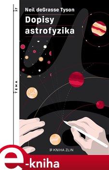 Obálka titulu Dopisy astrofyzika