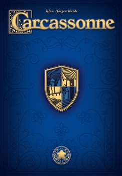 Carcassonne - jubilejní edice 20 let