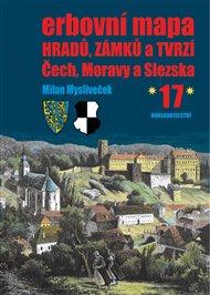 Erbovní mapa hradů, zámků a tvrzí Čech, Moravy a Slezska 17
