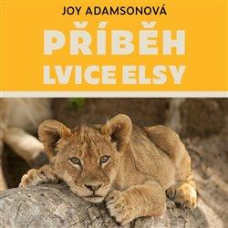 Obálka titulu Příběh lvice Elsy