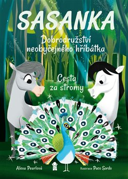 Sasanka - Cesta za stromy