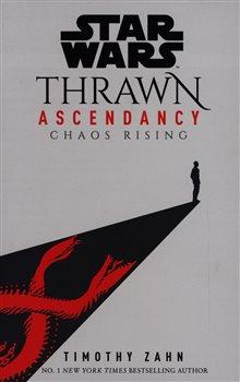 Obálka titulu Star Wars - Thrawn Ascendence: Chaos Rising