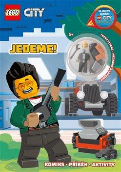 Lego City - Jedeme!