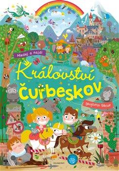 Obálka titulu Království Čurbeskov