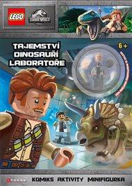 Lego: Jurassic World. Tajemství dinosauří laboratoře