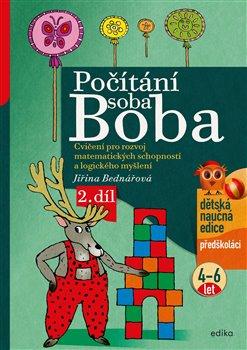 Obálka titulu Počítání soba Boba - 2. díl