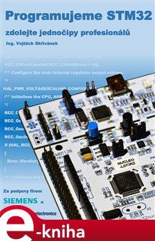 Obálka titulu Programujeme STM32