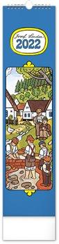 Nástěnný kalendář Josef Lada - Děti 2022