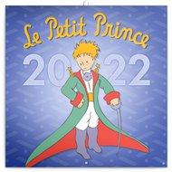 Poznámkový kalendář Malý princ 2022