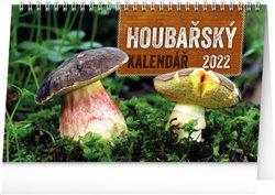 Stolní Houbařský kalendář 2022