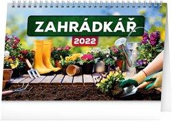 Stolní kalendář Zahrádkář 2022