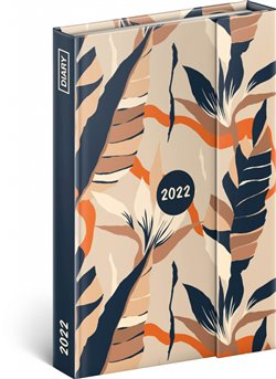 Obálka titulu Týdenní magnetický diář Listy 2022