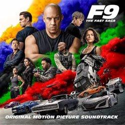 Obálka titulu Fast & Furious 9 - The Fast Saga