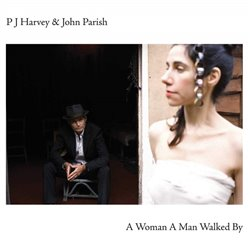 Obálka titulu A Woman A Man Walked By