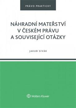 Obálka titulu Náhradní mateřství v českém právu a související otázky