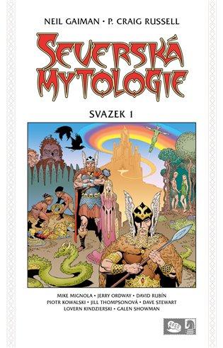 SEVERSKÁ MYTOLOGIE I.