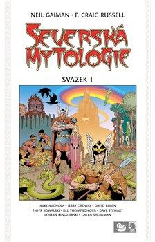 Obálka titulu Severská mytologie I.