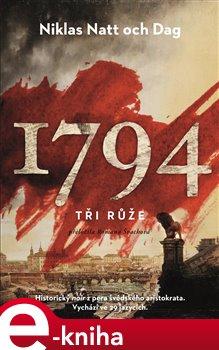 Obálka titulu 1794. Tři Růže